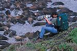 Art Wolfe, Northern Coast, California, USA