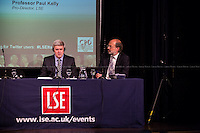 (From L to R) Paul Kelly &amp; Maurice Fraser. <br />