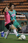 (L-R) <br /> Yuka Anzai (Jef Ladies), <br /> Saori Ariyoshi (Beleza), <br /> SEPTEMBER 3, 2016 - Football / Soccer : <br /> Plenus Nadeshiko League Cup 2016 Division 1 Final match <br /> between NTV Beleza 4-0 Jef Chiba Ladies <br /> at Ajinomoto Field Nishigaoka in Tokyo, Japan. <br /> (Photo by AFLO SPORT)