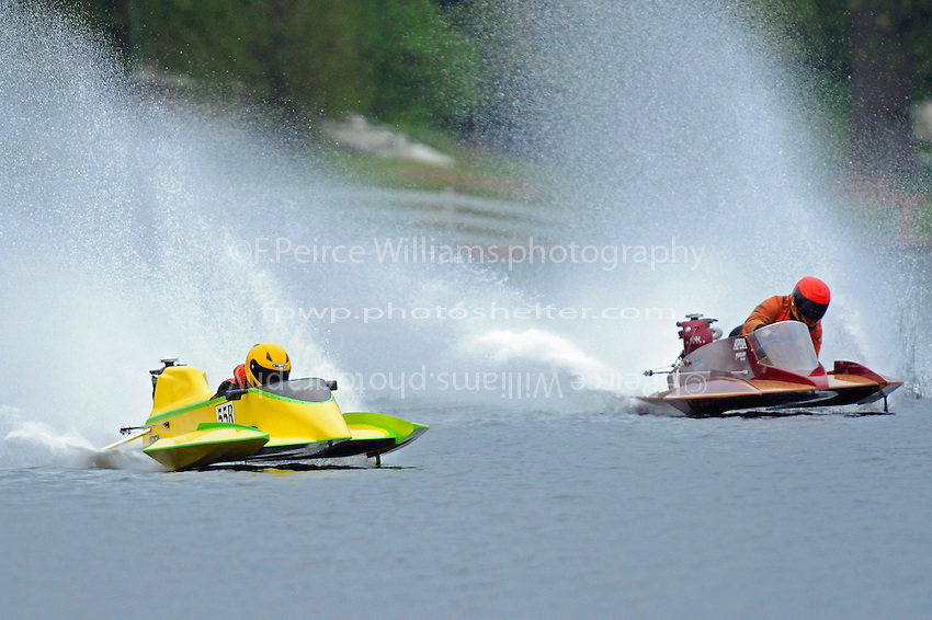 55-R and X (Outboard Hydroplane)