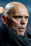 Nederland,Alkmaar, 8 december  2012.Eredivisie.Seizoen 2012/2013.AZ_Willem II.Jurgen Streppel, trainer-coach van Willem ll