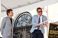 Jason Bateman &amp; Will Arnett at the Hollywood Walk of Fame Star Ceremony honoring actor Jason Bateman. Los Angeles, USA 26 July 2017<br /> Picture: Paul Smith/Featureflash/SilverHub 0208 004 5359 sales@silverhubmedia.com