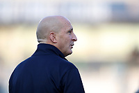 Cary, North Carolina  - Saturday September 09, 2017: Paul Riley prior to a regular season National Women's Soccer League (NWSL) match between the North Carolina Courage and the Houston Dash at Sahlen's Stadium at WakeMed Soccer Park. The Courage won the game 1-0.