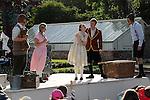 A scene from Sleeping Beauty at Oldbridge House. Photo: Colin Bell/pressphotos.ie
