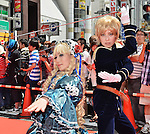 "August 3, 2013, Nagoya, Aichi, Japan : Japanese participants march during the red carpet ceremony for the ""World cosplay summit 2013"" in Nagoya, Aichi prefecture, Japan, on August 3, 2013. (Photo by AFLO)"