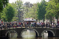Nederland - Amsterdam - 2019. De Wallen. Damstraat.    Foto Berlinda van Dam / Hollandse Hoogte