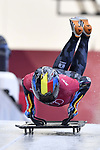 Kim Meylemans (BEL). Skeleton training. Alpensia sliding centrePyeongchang2018 winter Olympics. Alpensia. Republic of Korea. 13/02/2018. ~ MANDATORY CREDIT Garry Bowden/SIPPA - NO UNAUTHORISED USE - +44 7837 394578