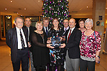 Golf Union Wales Awards 2012