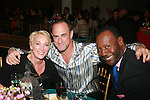 "Sherman Williams, Actor Christopher Meloni and Gregory Generet<br /> Attend Hearts of Gold's 15th Annual Fall Fundraising Gala ""Arabian Nights!"" Held at the Metropolitan Pavilion, NY 11/3/11"
