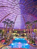 EUS- Harrah's Resort Domed Pool & Interior, Atlantic City, NJ 9 13