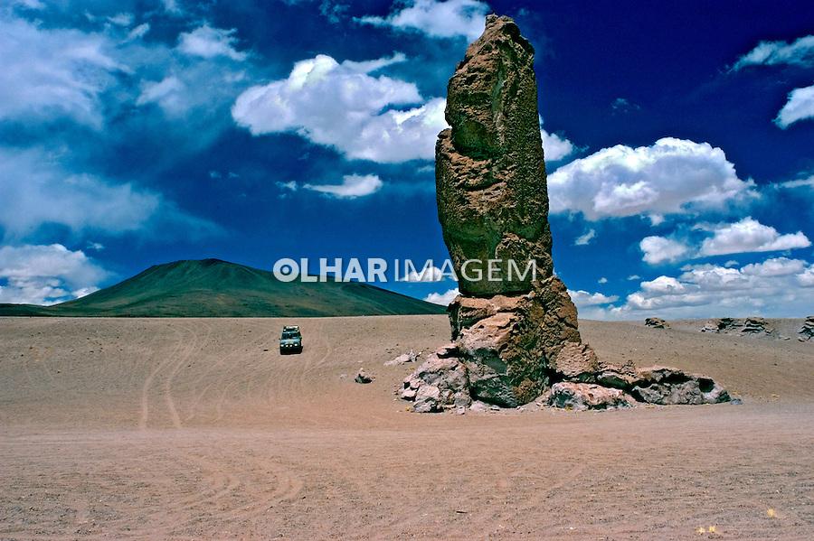 Deserto do Atacama. Chile. 2004. Foto de Maristela Colucci.