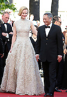 "Nicole Kidman & Ang Lee attend the "" Nebraska "" Premiere during the 66th Cannes Film Festival"