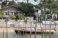 France, Gironde (33),Bassin d'Arcachon, Le Cap-Ferret, Le Canon:    //  France, Gironde, Bassin d'Arcachon,