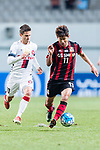 FC Seoul Forward Yun Illok (R) in action against Sydney Wanderers Forward Nicolas Martinez (L) during the AFC Champions League 2017 Group F match between FC Seoul (KOR) vs Western Sydney Wanderers (AUS) at the Seoul World Cup Stadium on 15 March 2017 in Seoul, South Korea. Photo by Chung Yan Man / Power Sport Images