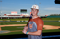 Tyler Taylor during the Under Armour All-America Tournament powered by Baseball Factory on January 17, 2020 at Sloan Park in Mesa, Arizona.  (Zachary Lucy/Four Seam Images)