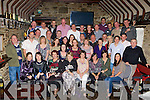 Killorglin Vocational School (Tech) Class of '85 who held a class reunion in the Fishery bar Killorglin on Saturday night.