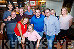 Nancy Healy, Tralee celebrates her  birthday with family and friends in Linnanes Bar on Saturday