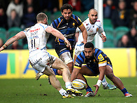 160131 Worcester Warriors v Exeter Chiefs