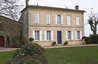 Chateau La Grace Dieu des Prieurs. Saint Emilion, Bordeaux, France