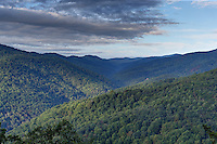 Nelson County and the Blue Ridge Mountains. Photo/Andrew Shurtleff