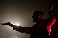 SÃO PAULO, SP 01.06.2019: LEGIÃO URBANA-SP - A banda Legião Urbana, formada por Dado Villa-Lobos e Marcelo Bonfá, se apresentou na noite deste sábado (01), no Espaço das Américas, zona oeste da capital paulista. A banda veio acompanhada dos músicos André Frateschi, Lucas Vasconcellos, Mauro Berman e Roberto Pollo. A turnê XXX celebra os 30 anos do lançamento dos álbuns Dois e Que País é Este. A apresentação é a última da turnê na capital paulista. (Foto: Ale Frata/Codigo19)