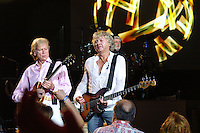 The Moody Blues live in concert with Justin Hayward, John Lodge and Graeme Edge.
