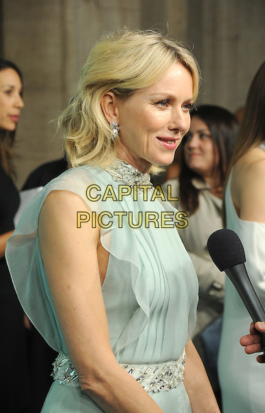 New York, New York- April 15: Naomi Watts attends the Tiffany &amp; Co 2016 Blue Book event at the Cunard Building on April 15, 2016 in New York City.  <br /> CAP/MPI/STV<br /> &copy;STV/MPI/Capital Pictures