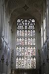 Interior; Bath Abbey; England; UK