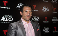 DORAL, FL - NOVEMBER 6: Roberto Wohlmuth on the red carpet for Telemundo's season premiereofSenora Acero,La Coyote in CineBistro at City Place Doral, Florida. November 6, 2017. Credit: mpi140 / MediaPunch /NortePhoto.com