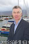 Fenit Harbourmaster Brian O'Sullivan.