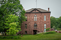 Apostle Islands National Lakeshore Headquarters in Bayfield Wisconsin.