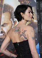 Lena Headey at the premiere of her movie &quot;300: Rise of an Empire&quot; at the TCL Chinese Theatre, Hollywood.<br /> March 4, 2014  Los Angeles, CA<br /> Picture: Paul Smith / Featureflash