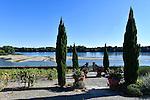 Le jardin méditerranéen à Sainte Gemmes sur Loire (Port Thibault).