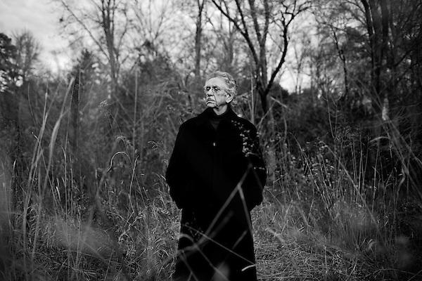 December 11, 2009. Durham, North Carolina..Portraits of Conrad Fulkerson at Forest Hills Park.