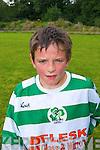 NAME:.MICHEA?L BURNS.Team: U12 Killarney Celtic.Position: Centre midfield.School: Gael scoil Faithleann.Favourite Team: Manchester.City.Favourite Player: Roy.Keane