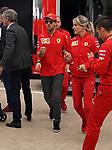 14.07.2019, Silverstone Circuit, Silverstone, FORMULA 1 ROLEX BRITISH GRAND PRIX 2019<br /> , im Bild<br />Sebastian Vettel (GER#5), Scuderia Ferrari Mission Winnow<br /> <br /> Foto © nordphoto / Bratic