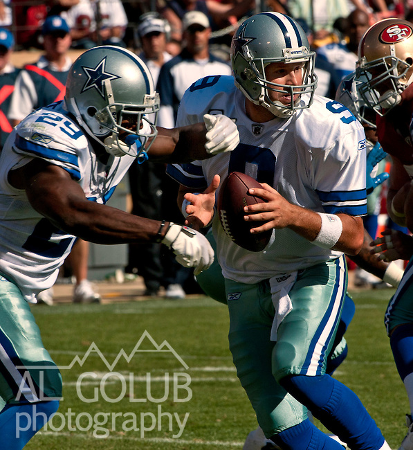 f275d394926 San Francisco 49ers vs Dallas Cowboys at Candlestick Park Sunday, September  18, 2011.