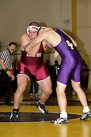Brad Selby during Stanford's meet against SFSU on November 14, 2001 in San Francisco, CA.