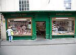 Butcher shop, Green Street, Bath