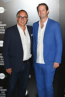 John Cooper and Trevor Groth (Festival Organisers)<br /> at the Sundance Film Festival:London opening photocall, Picturehouse Central, London.<br /> <br /> <br /> ©Ash Knotek  D3270  01/06/2017