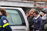 NAPOLI, ITALIA, 02.02.2019 - CRIME-ITALIA - Velório do bebê Giuseppe Dorice que foi assassinado pelo padrasto em Napoli na Italia nesta sábado, 02. (Foto: Salvatore Esposito/Brazil Photo Press)