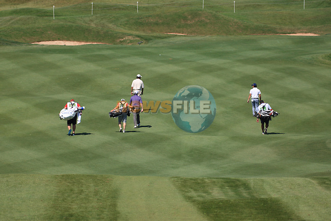 .day one of the Iberdrola Open from Pula Golf Club ,Son Servera, Mallorca,..Picture Fran Caffrey/www.golffile.ie