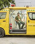 Abdul Wahid, EMT, Aman Ambulance Services