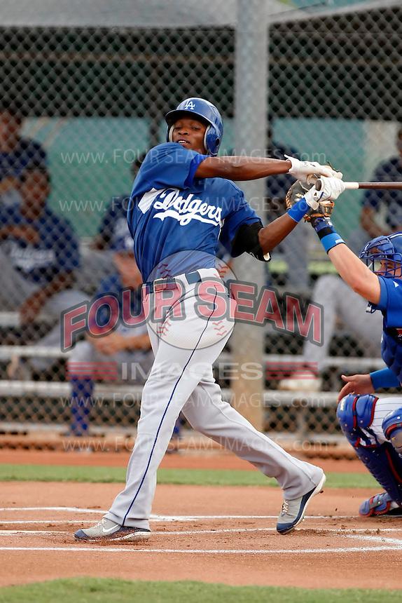 Ramon Jean ---  AZL Dodgers - 2009 Arizona League.Photo by:  Bill Mitchell/Four Seam Images
