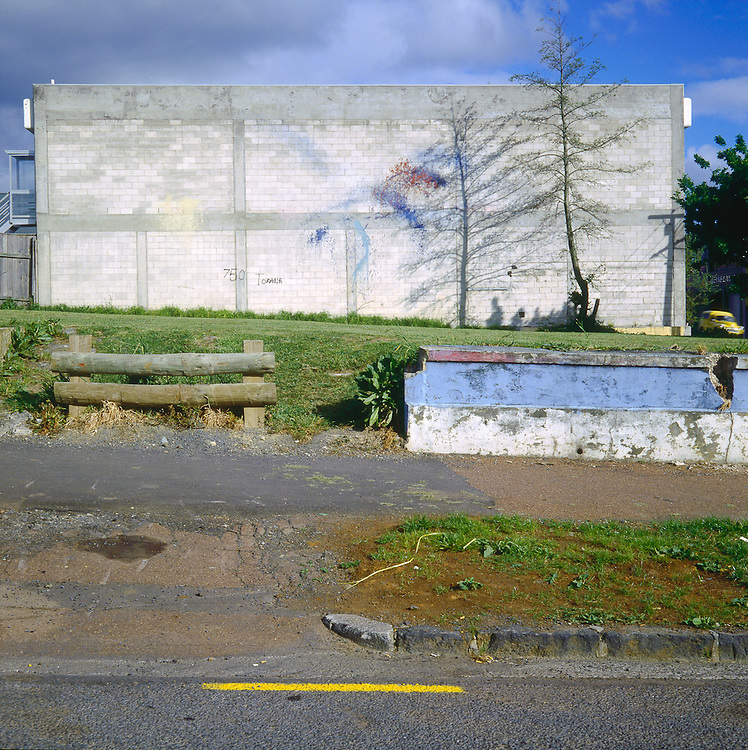 "from the series ""Looking For Godot"", 1985"