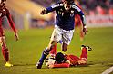 Yuki OtsuJPN), .NOVEMBER 27, 2011 - Football / Soccer : Men's Asian Football Qualifiers Final Round for London Olympic Match between U-22 Japan 2-1 U-22 Syria at National Stadium in Tokyo, Japan. (Photo by Jun Tsukida/AFLO SPORT) [0003] .