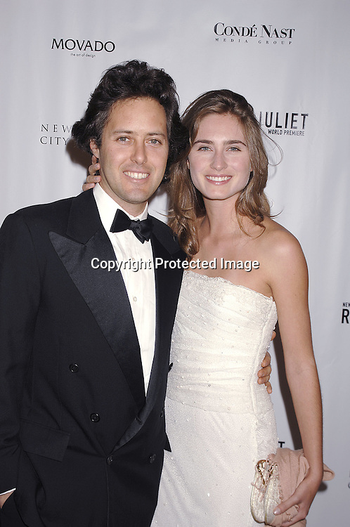 David Lauren and Lauren Bush..arriving at The New York City Ballet Annual Spring Gala ..on May 1, 2007 at The New York State Theatre. The World Premiere of Romeo and Juliet was danced. ..Robin Platzer, Twin Images......212-935-0770..