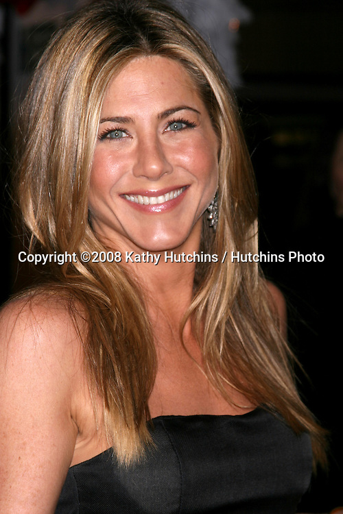 """Jennifer Aniston arriving at the """"Marley & Me"""" World Premiere at the Mann's Village Theater  in Westwood, CA  on December 11, 2008.©2008 Kathy Hutchins / Hutchins Photo....                ."""