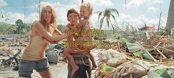NAOMI WATTS, TOM HOLLAND, SAMUEL JOSLIN<br /> in The Impossible (2012) <br /> *Filmstill - Editorial Use Only*<br /> CAP/NFS<br /> Image supplied by Capital Pictures