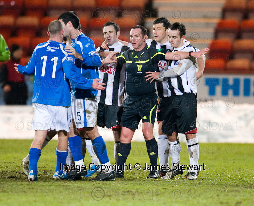 11/12/2010   Copyright  Pic : James Stewart.sct_jsp012_dunfermline_v_qots   .:: REFEREE STEVIE O'REILLY STEPS IN TO COLL THINGS DOWN ::.James Stewart Photography 19 Carronlea Drive, Falkirk. FK2 8DN      Vat Reg No. 607 6932 25.Telephone      : +44 (0)1324 570291 .Mobile              : +44 (0)7721 416997.E-mail  :  jim@jspa.co.uk.If you require further information then contact Jim Stewart on any of the numbers above.........26/10/2010   Copyright  Pic : James Stewart._DSC4812  .::  HAMILTON BOSS BILLY REID ::  .James Stewart Photography 19 Carronlea Drive, Falkirk. FK2 8DN      Vat Reg No. 607 6932 25.Telephone      : +44 (0)1324 570291 .Mobile              : +44 (0)7721 416997.E-mail  :  jim@jspa.co.uk.If you require further information then contact Jim Stewart on any of the numbers above.........26/10/2010   Copyright  Pic : James Stewart._DSC4812  .::  HAMILTON BOSS BILLY REID ::  .James Stewart Photography 19 Carronlea Drive, Falkirk. FK2 8DN      Vat Reg No. 607 6932 25.Telephone      : +44 (0)1324 570291 .Mobile              : +44 (0)7721 416997.E-mail  :  jim@jspa.co.uk.If you require further information then contact Jim Stewart on any of the numbers above.........